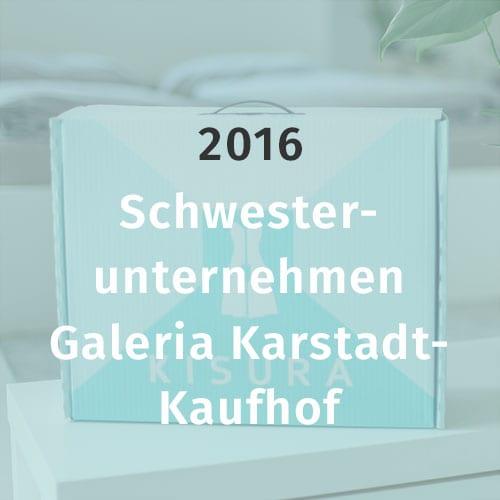 Schwesterunternehmen Galeria Karstadt-Kaufhof